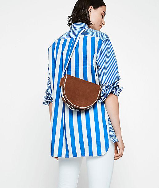 Shoulder bag in an Oktoberfest look from liebeskind