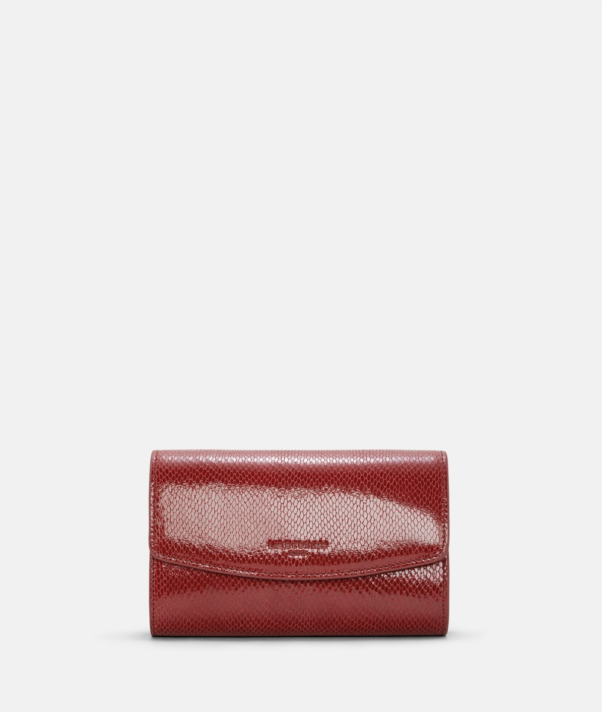 Clutch bag with a flap from liebeskind