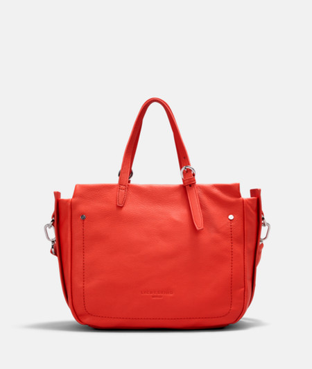 Soft leather tote from liebeskind