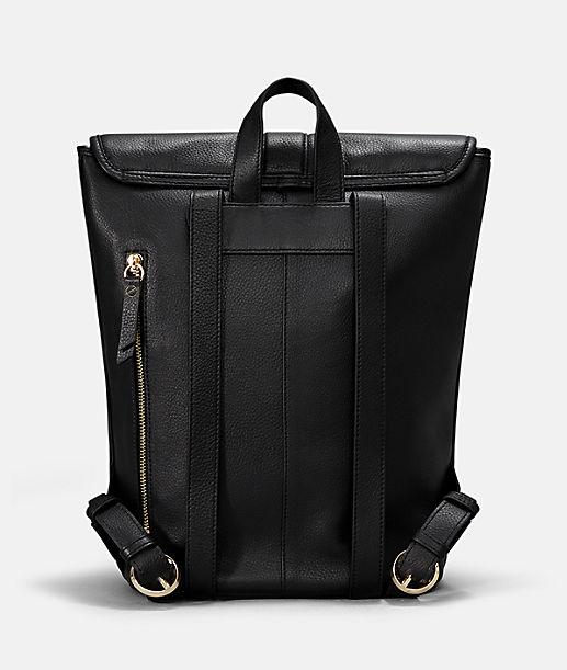 Bucket-shaped rucksack from liebeskind