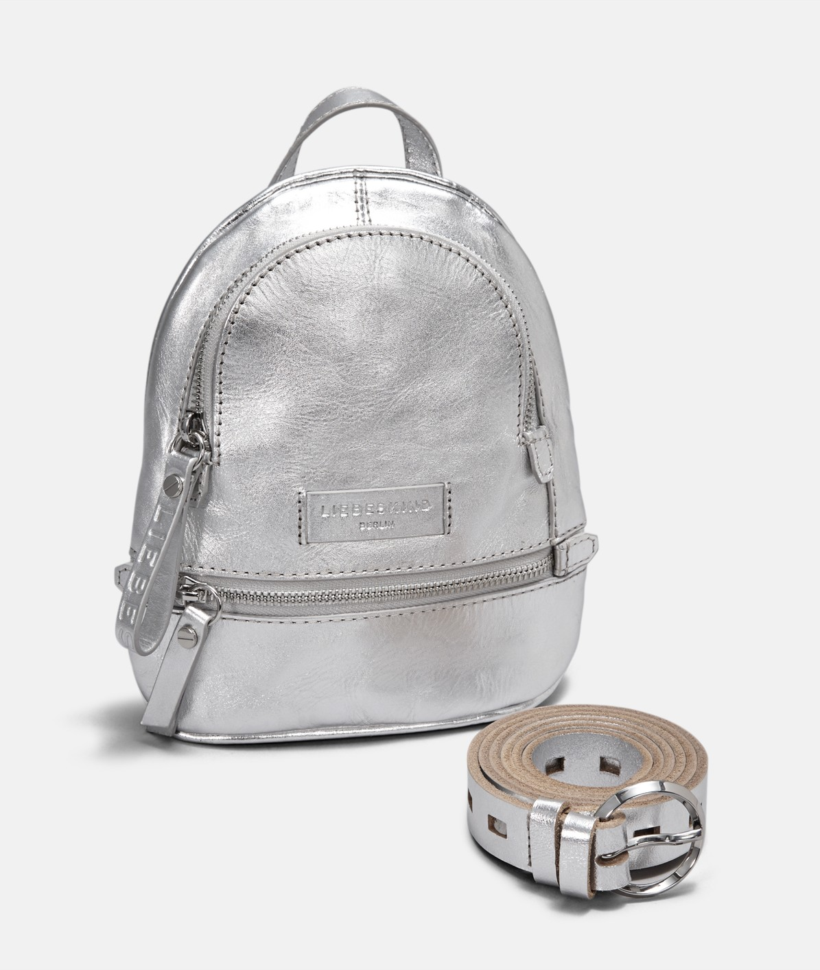 Belt bag in a rucksack design from liebeskind