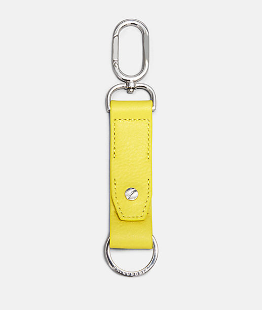 Leather key ring from liebeskind