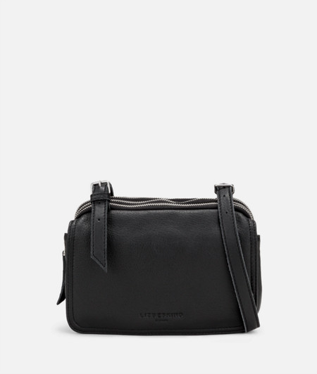 Soft leather shoulder bag from liebeskind