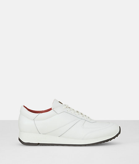 Smooth leather trainers LF173120R from liebeskind