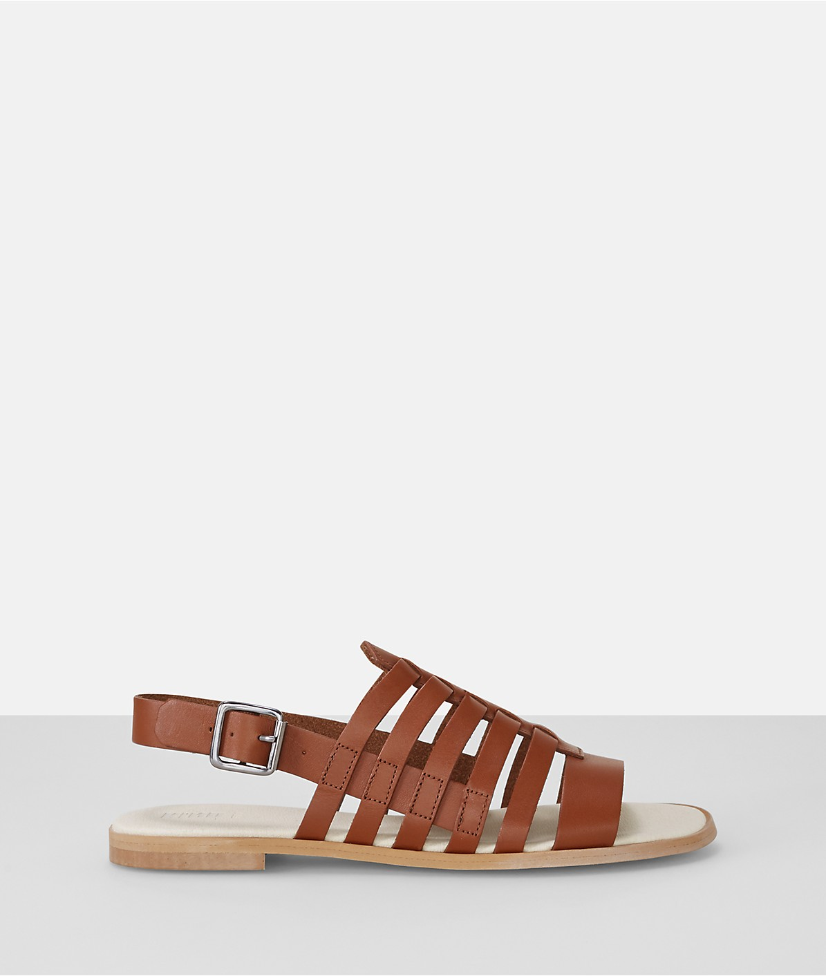 Seal sandals from liebeskind