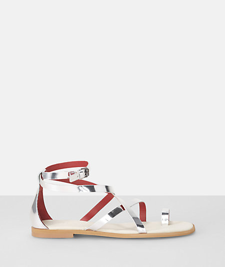 Sling-back sandals from liebeskind