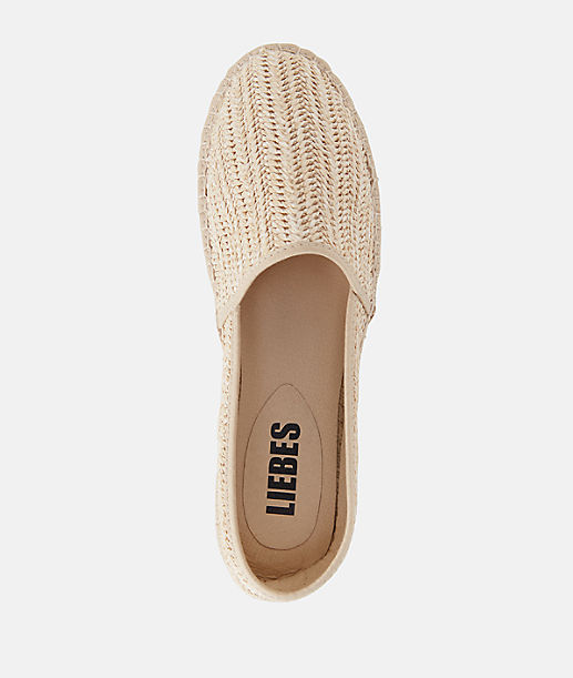 Espadrille trainers from liebeskind