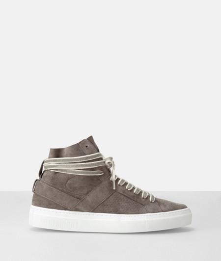 Sneaker mit mittelhohem Schaft