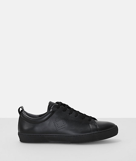 Leather lace up sneaker from liebeskind