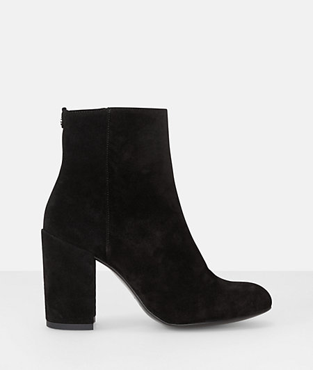 Boots with a block heel from liebeskind