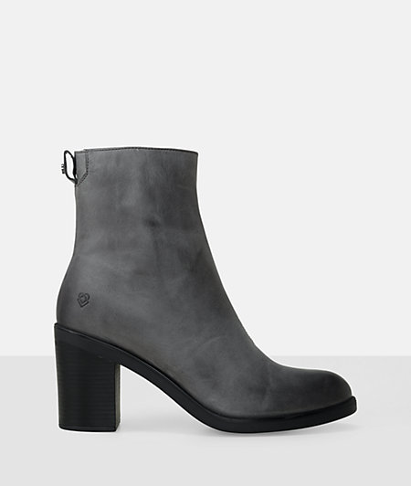 Ankle boots with a vintage dye effect from liebeskind