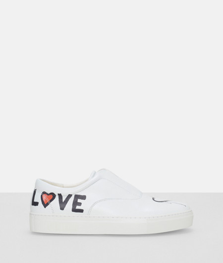 Sneaker mit Artprint