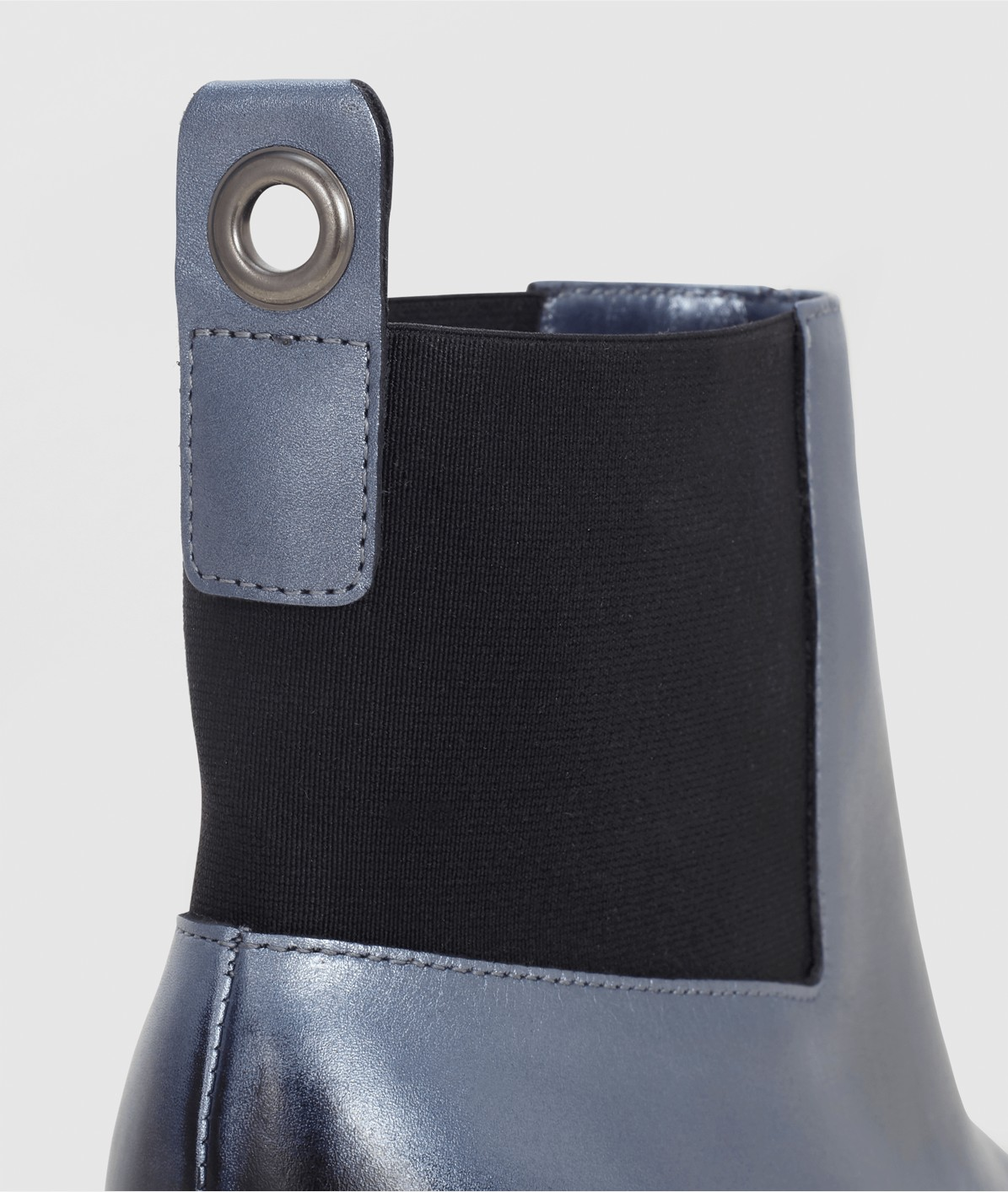 Ankle boots with a heel from liebeskind