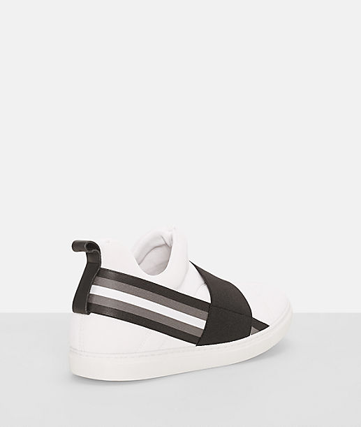 Trainers in a striped design from liebeskind