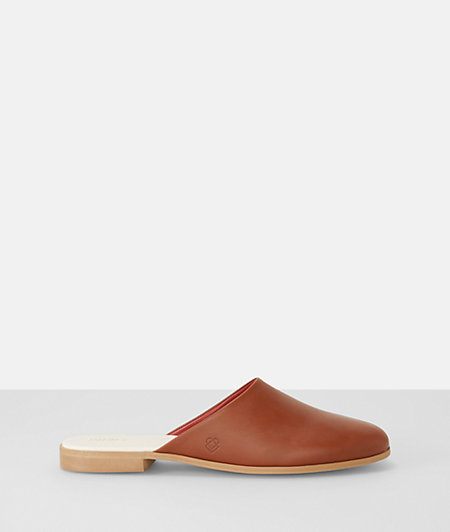 Leather mules from liebeskind