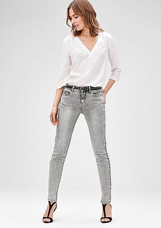 Slim:jean stretch coloré de s.Oliver