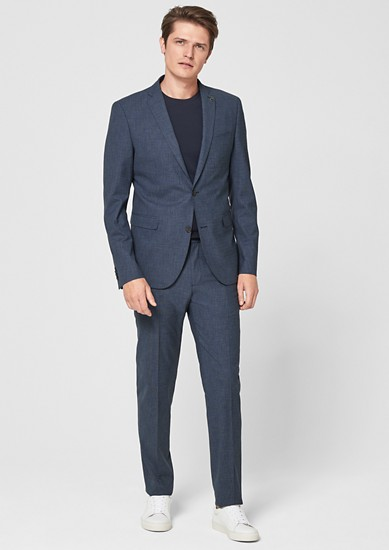 Slim: superstretch suit from s.Oliver