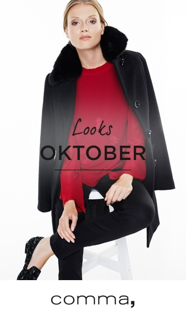 Looks comma Oktober