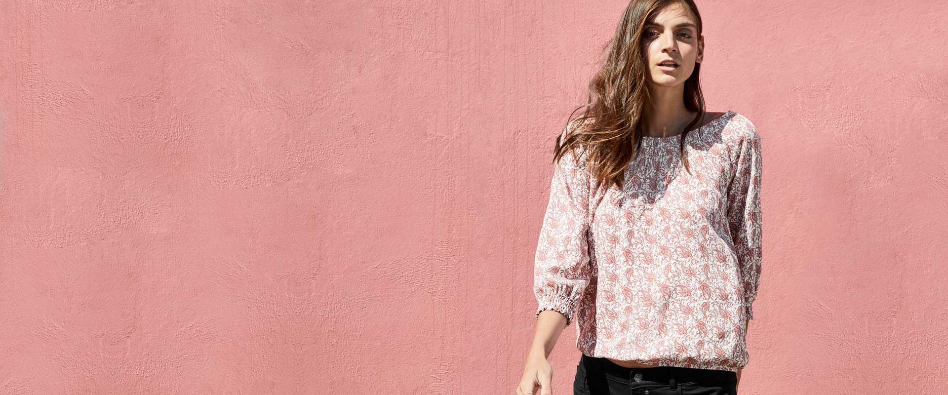Styles mit Blumenspints kaufen | s.Oliver Shop